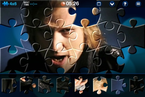 Action Puzzle Metal Lite screenshot 1