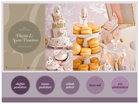 Düğün & Nişan Pastaları screenshot 1