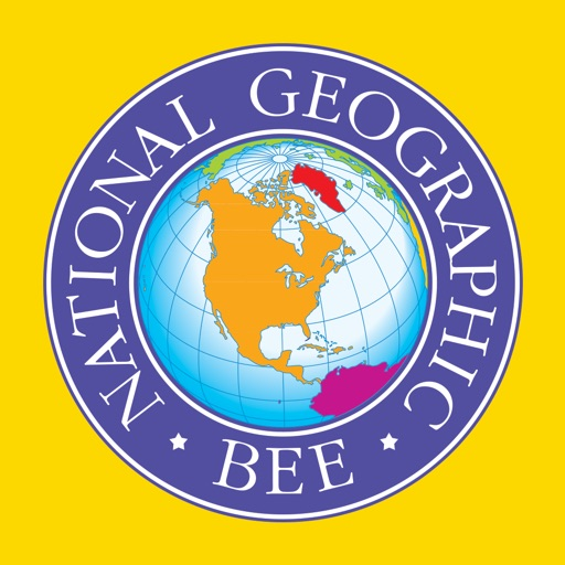 GeoBee Challenge HD by National Geographic iOS App