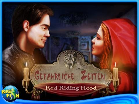 Red Riding Hood: Cruel Games HD screenshot 1