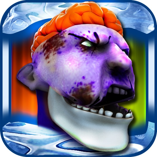 Zombie Stacker HD - Free Fun Tower Block Stacking Race Game iOS App