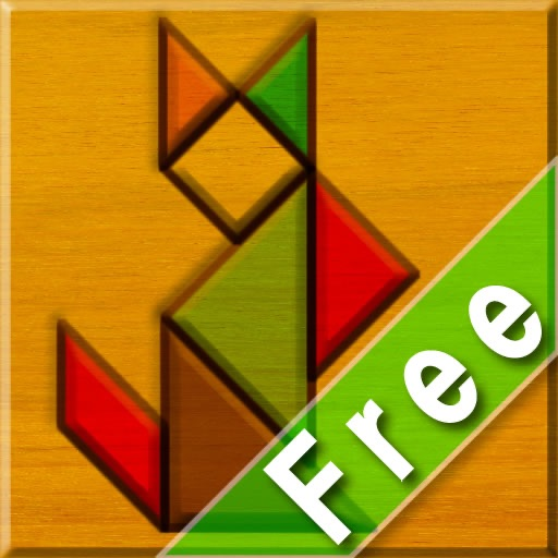 Big Block Tangram Puzzle-Free iOS App
