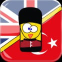 Ingilizce öğren - Learn English & American Vocabulary from Turkish Words icon