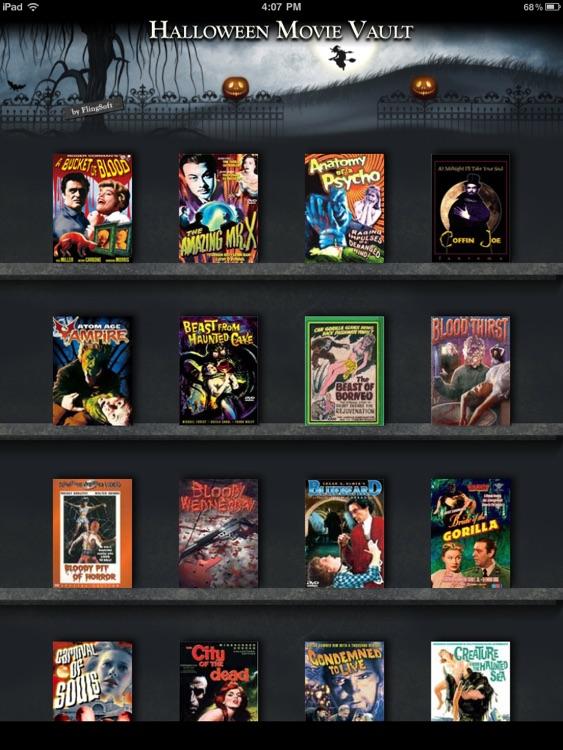 halloween movie vault scary classic horror movies