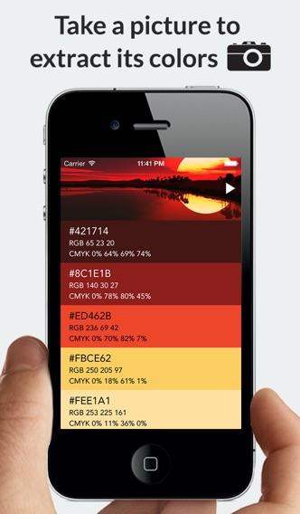 332x568bb 2017年9月17日iPhone/iPadアプリセール カラーピッカー/パレットアプリ「Color Scheme」が無料!
