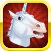 馬亭 - 免費照片展位unicorning與Instagram和Facebook的準備幀與朋友分享