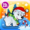 Abby – Amazing Farm and Zoo Winter Animals Games