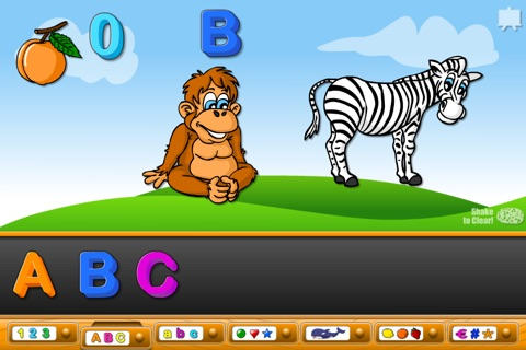 ABC Magnetic Land FREE (Alphabet, Animals...) screenshot 3
