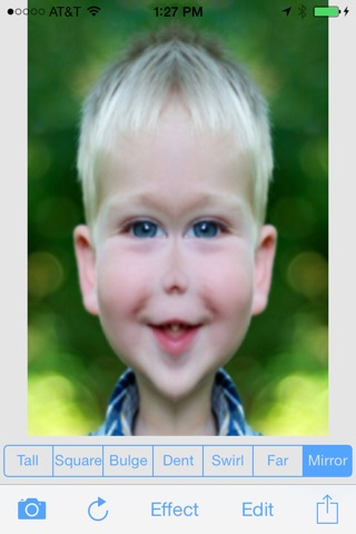Fun Mirror : Amazing Camera, Photo Editor, & Effects screenshot 2