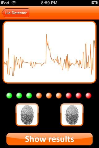 LIE DETECTOR... ipod ile ilgili görsel sonucu