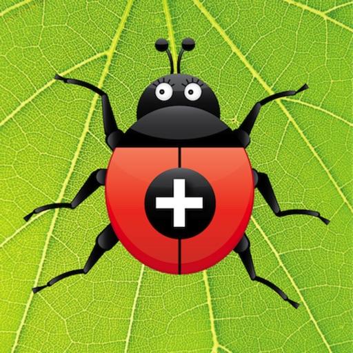 Ladybug Addition iOS App