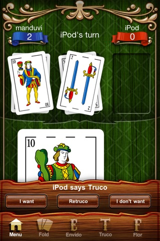 Truco screenshot1