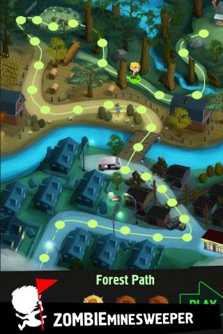 Zombie Minesweeper Screenshot