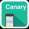 Islas Canarias (Tenerife, Gran Canaria, Fuerteventura, Lanzarote) mapa offline, guía, clima, hoteles. Libre GPS navegación.