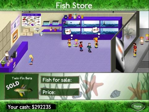 Скачать игру Fish Tycoon for iPad