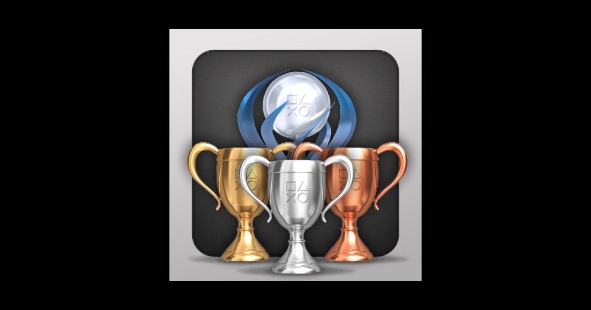 ps3 trophy guide on the app store. Black Bedroom Furniture Sets. Home Design Ideas