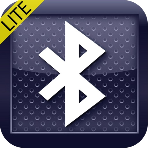 Bluetooth Share Menia iOS App