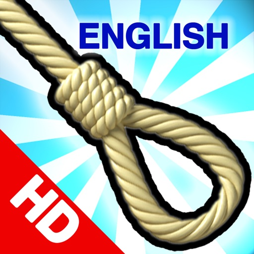 Hangman HD + Multiplayer Bluetooth iOS App