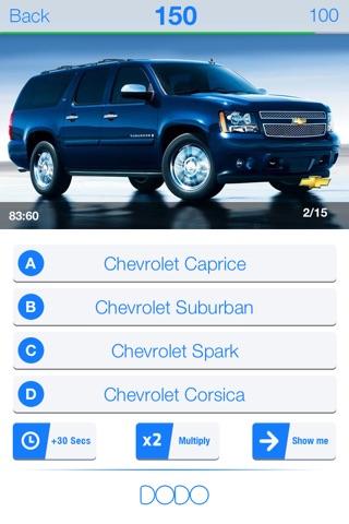 Car Trivia screenshot 4