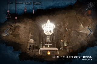 Screenshot of Wieliczka Mine5