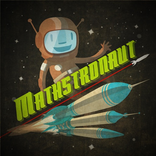 Mathstronaut Icon