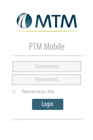 PTM Mobile screenshot 2