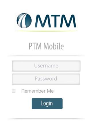 PTM Mobile screenshot 2