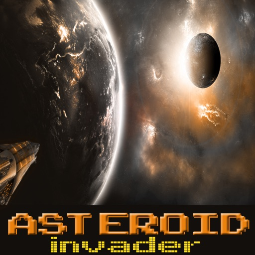 Asteroid Invader iOS App
