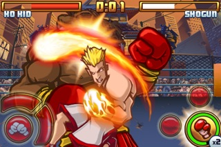 Super KO Boxing 2 screenshot1