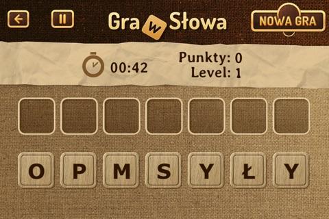 Gra w słowa screenshot 3