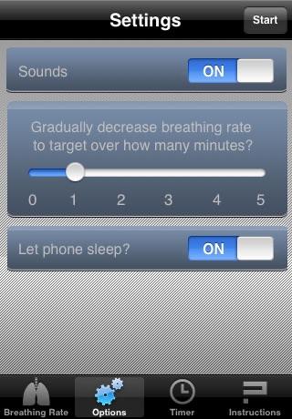 BreathPacer screenshot 4