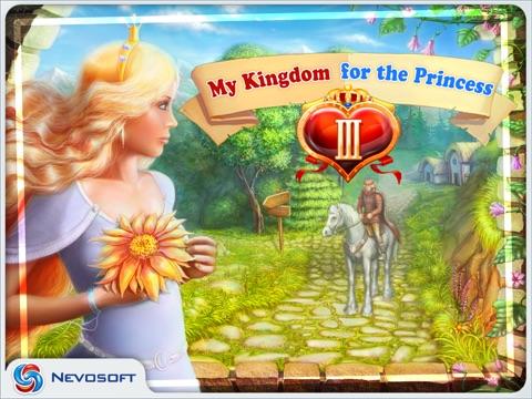 Полцарства за принцессу III HD Lite на iPad
