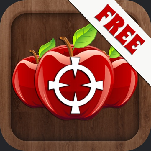 Fruit Sniper FREE iOS App