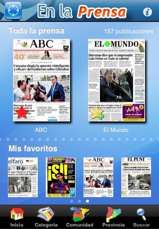 En la Prensa screenshot 1