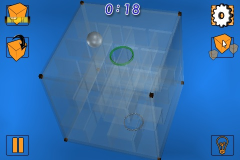 Cube Maze screenshot 1