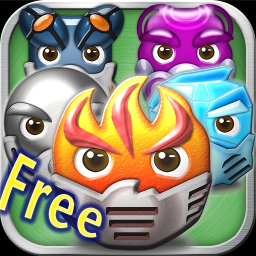 IRON HEADS FREE iOS App