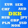 Danish Krone Exchange Rates