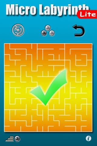 Micro Labyrinth Free screenshot 3