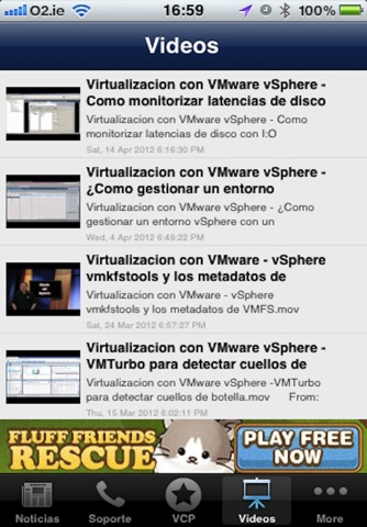 vExpert Virtualización screenshot 4