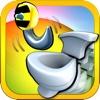 Toilettenstapler HD – Ein kostenloses,  lustiges und rasantes Turmstapelspiel (Toilet Stacker HD - Free Fun Tower Block Stacking Race Game)