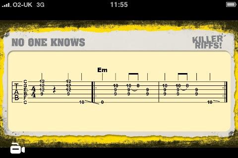 Killer Riffs screenshot 2