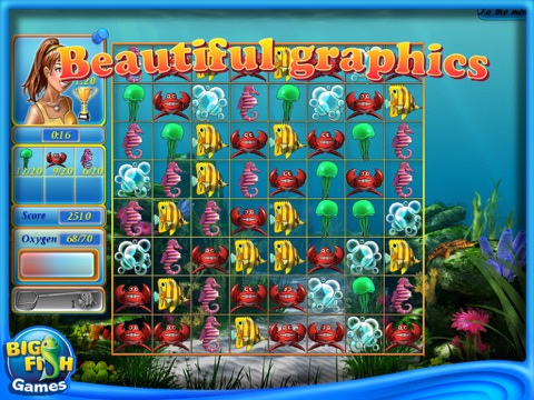 Tropical Fish Shop: Annabel's Adventure HD (Full) screenshot 3