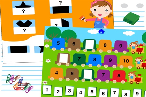 Math is fun: Age 4-5 screenshot 4