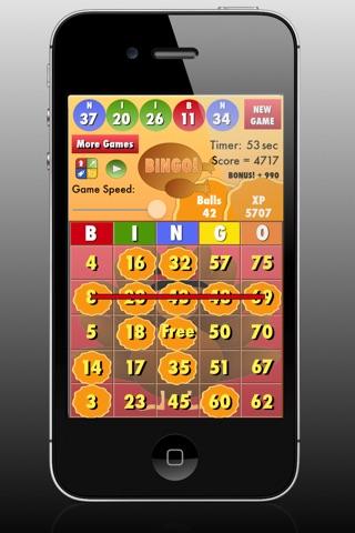 Bingo Thanksgiving screenshot 1