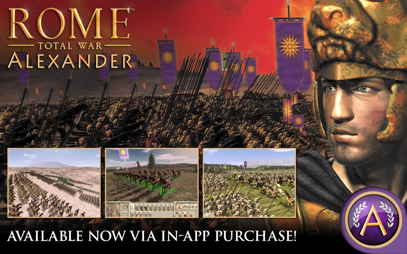 Screenshot #1 for Rome: Total War - Gold Edition