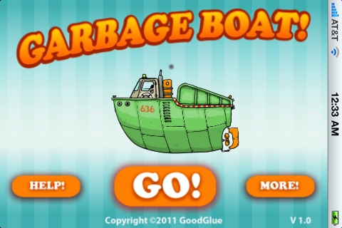 Garbage Boat screenshot 1