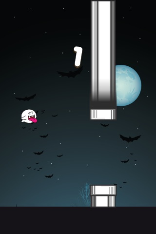 Tiky Ghost - New Adventer screenshot 2