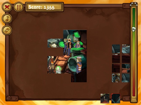 Deponia - The Puzzle Screenshot
