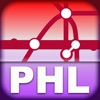 Philadelphia Transport Map - Rail Map for your phone and tablet