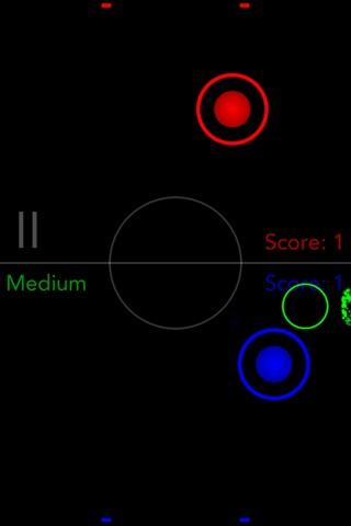 Air Hockey Lite screenshot 2